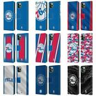 NBA PHILADELPHIA 76ERS LEATHER BOOK WALLET CASE COVER FOR APPLE iPHONE PHONES on eBay