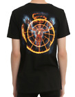 Tool LATERALUS SPIRAL FLAMES T-Shirt APC Official TOOL Band Merch image