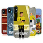 STAR TREK EMBOSSED ICONIC CHARACTERS TOS HARD BACK CASE FOR APPLE iPHONE PHONES on eBay
