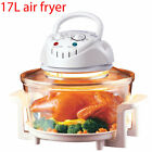 Air Fryer SuperChef 12L-17L Convection Oven Rotary Rotating Rotisserie BBQ