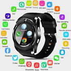 V8 Bluetooth Smart Watch GPS Waterproof SIM Camera Wrist Watches for Android IOS