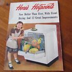 Vintage Rare Original Campbell's Soup - Here's Hotpoint Dishwasher Magazine Ad