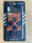 Off White Arrows Phone Case iPhone 7/8/8 Plus/X/XS/Max One-Piece Protective Blk