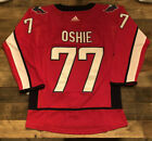 #77 T.J. Oshie Washington Capitals Jersey $75.0 USD on eBay