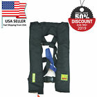 Black Friday Sale Auto/Manual Inflatable Life Jacket Floating Life Vest PFD