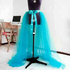 Women Ladies Layers Tulle Skirt Long Dress Princess Ballet Tutu Dance Skirt