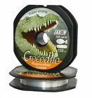 150M JAXON CROCODILE FLUOROCARBON FISHING LINE SUPER STRONG - ALL SIZES
