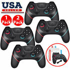 Bluetooth Wireless Gamepad Joystick Pro Controller for Nintendo Switch Black USA