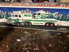 Hess Toy Truck And Jelicopter