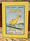 The Story About Ping Flack Wiese Childrens Choice Book Club Picture Scholastic