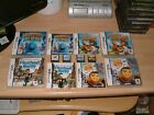 FLUSHED AWAY + BEE MOVIE + OVER THE HEDGE + MONSTERS VS ALIENS .. DS / 2DS / 3DS
