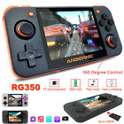 RG350 3.5 inch Game Console IPS Screen Retro Handle 64 Bits Video Gaming Player