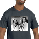 Stevie Wonder / Marvin Gaye T-Shirt NEW (NWT) *Pick your color & size* image
