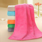 Microfiber Towel Absorbent Quick Dry Shower Salon Barber Shop Hair Drying Surpri