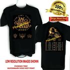 Zac Brown Band 2020 The Owl Tour Concert T Shirt Sizes S - 6X Tall Sizes image