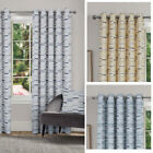 Arabella Stripe Lined Blue, Honey, Navy Curtains (pair Of) - Now £10, £15 & £20