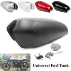 Motorcycle 9L Vintage Fuel Gas Tank Petrol Cap Switch For Honda CG125 Cafe Racer $142.84 USD on eBay