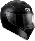 AGV K 3 SV Solid Color Street Helmet BLACK