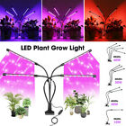 Plant Grow Light Hydroponics Plants Growing Lamp LED Lights with Clip for Indoor