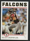2004 Topps NFL Football Card #201-385 Rookies RC