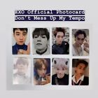 EXO Don't Mess Up My Tempo 5th Album Official Photocard Kai Chanyeol Xiumin D.O. $9.9 USD on eBay