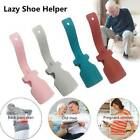 Kyпить 1x Portable Lazy Shoe Helper Unisex Handled Shoe Horn Easy on & Off Easy Wear на еВаy.соm