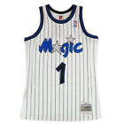 Anfernee Hardaway Orlando Magic Mitchell & Ness NBA Swingman Jersey - White on eBay