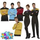 Adult Star Trek Costumes Voyager Command Next Generation Fancy Dress Outfit on eBay