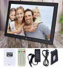 """12/15/18"""" HD LED Digital Picture Frame Album Electronic Photo Clock with Remote"""