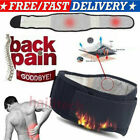Tourmaline Self-heating Magnetic Therapy Lower Back Backache Support Waist Belt