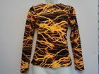 LIGHTENING STORM LS TOPS -5 COLORS -ADULT-DANCE-COSTUME-RAVE-POLE-COSPLAY-NEW