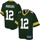 New Aaron Rodgers Green Bay Packers Officially Licensed Men's Pro Line Jersey $58.77 USD on eBay