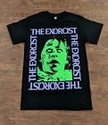 NEW THE EXORCIST REGAN FACE HORROR  T SHIRT image