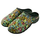 GARDEN SHOES CLOGS LIGHTWEIGHT WATERPROOF MENS WOMENS GARDENING WALKING MULES