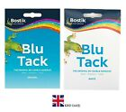BOSTICK BLU TACK Reusable Strong Adhesive Sticky Tack BLUE WHITE Tac 60g...