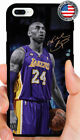 KOBE BRYANT LAKERS PHONE CASE FOR IPHONE 11 PRO XR XS MAX X 8 7 6S 6 PLUS 5S 5C comprar usado  Enviando para Brazil