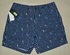 Polo Ralph Lauren Stretch Classic Fit Prepster Shorts NWT $75 Strip  M L XL New
