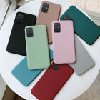 For Samsung Galaxy A51 A71 Shockproof Slim Soft Silicone Phone Case Matte Cover