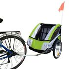 EAGLE Bike bicycle trailer for 1 or 2 kids two baby child children trasport