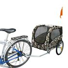 SNOOPY Bike bicycle trailer for transport dog pet puppies carrier S-M-L