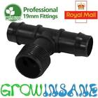 Antelco Tee - 19mm to 19mm to 3/4