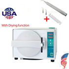 Dental 18L Steam Sterilizer Automatic W/ Drying function & Air Scaler Handpiece