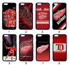NHL Detroit Red Wings Case For Samsung iPhone iPod Motorola LG SONY HTC HUAWEI $9.89 USD on eBay