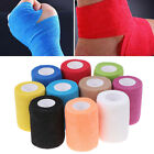 Sports Health Care Medical Treatment Self-Adhesive Elastic Bandage Gauze TaJB $2.22 USD on eBay
