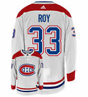 Patrick Roy Montreal Canadiens Adidas Authentic Away NHL Vintage Hockey Jersey