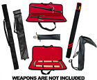 Weapon Carrying Case Martial Arts, Kama Sai Nunchaku Bo Staff Kali Arnis Sai bag