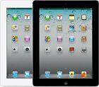 "Apple iPad 2 (A1395) - 16GB / 32GB / 64GB, 9.7"", Wi-Fi Only / Wi-Fi + Cellular"