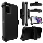 defender Shockproof case Samsung Galaxy s20/S20 Plus/s20 ultra with belt clip
