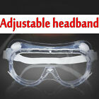 NEW Chemistry Lab Protective Eye Goggles Safety Transparent Glasses Normal Use