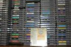 NINTENDO NES GAMES - Lots of great games! L@@K - LOT - From $1.50 - $75.95 ⭐⭐